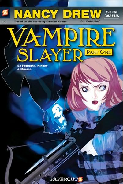 Nancy drew vampire hunter