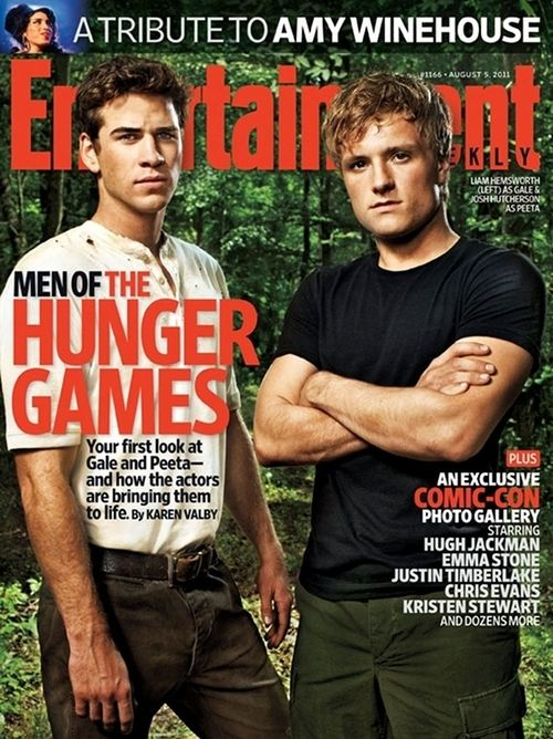 Peeta and gale