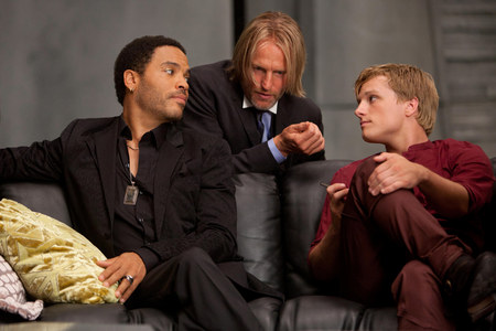 Cinna and haymitch and mr adorbs