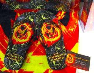 Hunger games flipflops