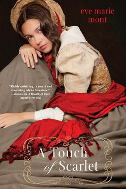 Touch of scarlet