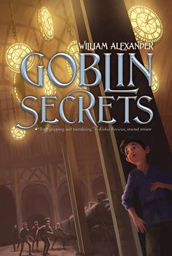 Goblin secrets cover two