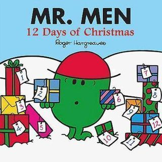 Mr men 12 days of christmas