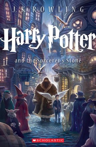 Harry potter 1 new cover