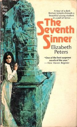 Seventh sinner gothic cover
