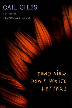 Dead girls don't write letters'
