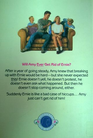 Will Amy Ever Get Rid of Ernie