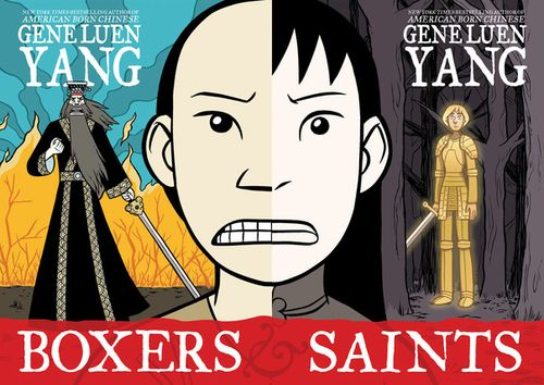 Boxers and saints