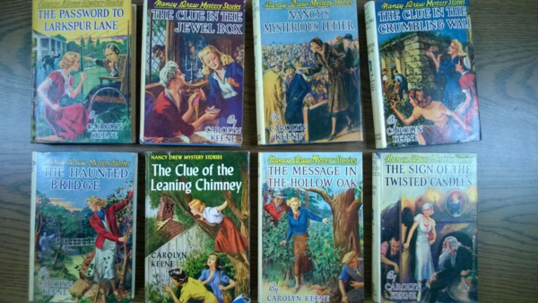 NANCY DREW BONANZA