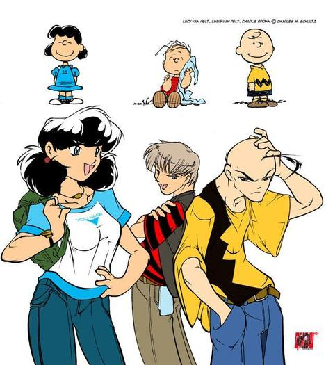 Manga_charlie_brown_2